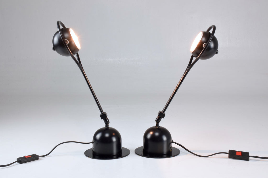 Pair of French Articulating Desk Lamps, 1970's - Spirit Gallery
