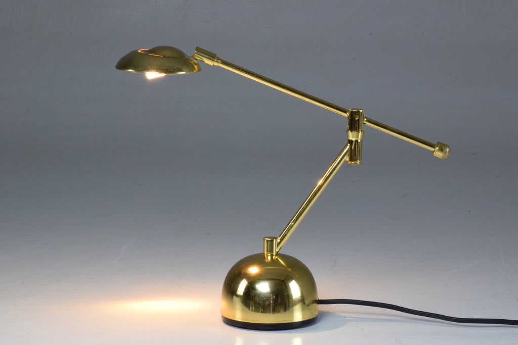 Shop French Vintage Gold Steel Lamp - Spirit Gallery