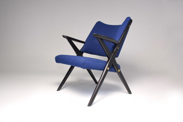Shop Italian Midcentury Armchair by Dal Vera, 1950s - Spirit Gallery