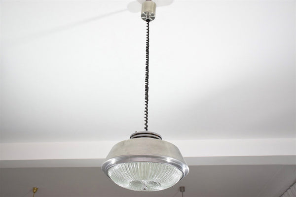 Adjustable Pendant Light, 1970's - Spirit Gallery