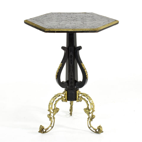 Shop Antique Napoleon III Oak Folding Table - Spirit Gallery