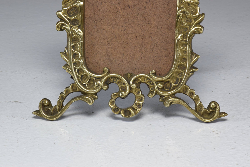 Shop French Antique Brass Picture Frame - Spirit Gallery