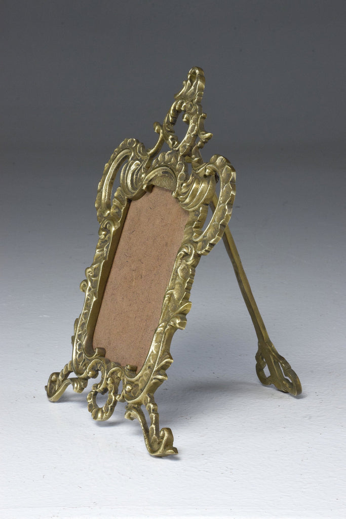 French Antique Brass Picture Frame - Spirit Gallery