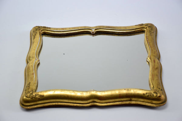 Shop French Gilded Mirror, 1940's - Spirit Gallery
