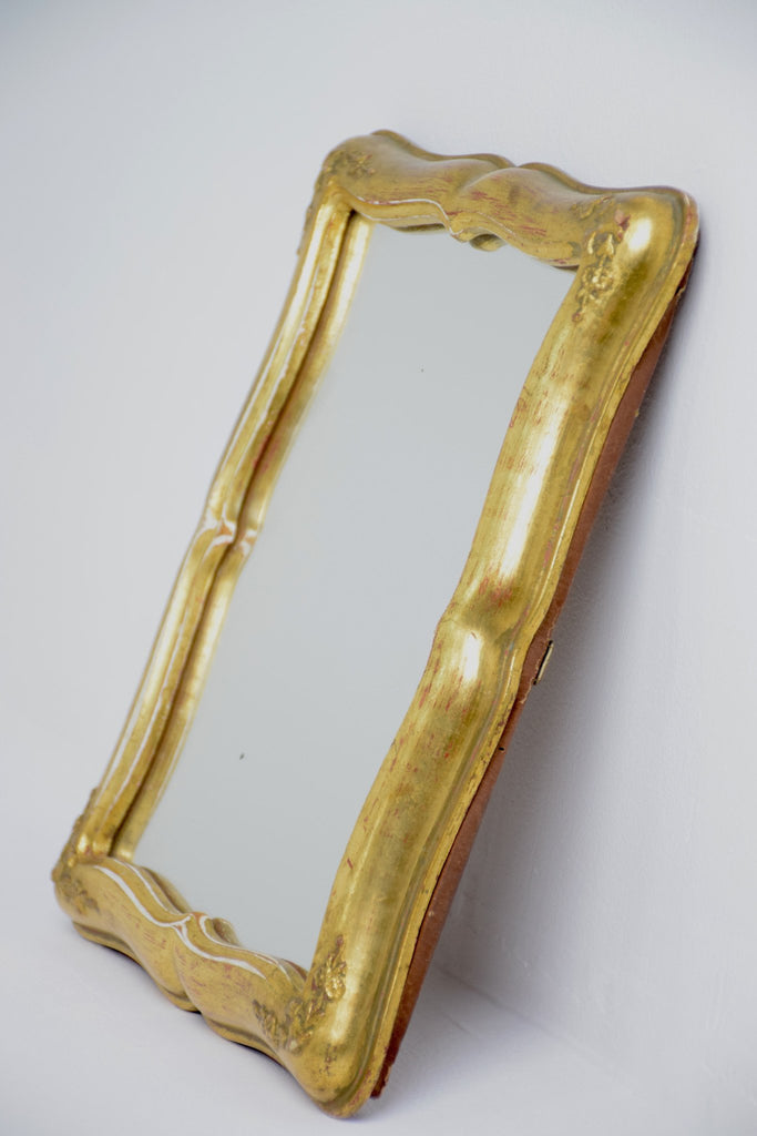 French Gilded Mirror, 1940's - Spirit Gallery