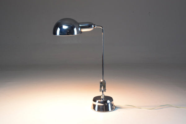French Jumo 600 Desk Lamp by Charlotte Perriand, 1940's - Spirit Gallery