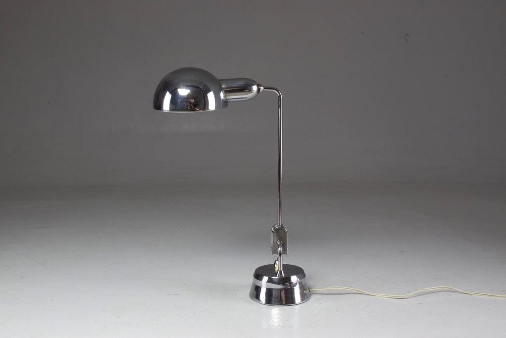 Shop French Jumo 600 Desk Lamp by Charlotte Perriand, 1940's - Spirit Gallery