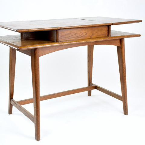 Shop French Mid-Century Flip Top Desk, 1950-1960 - Spirit Gallery