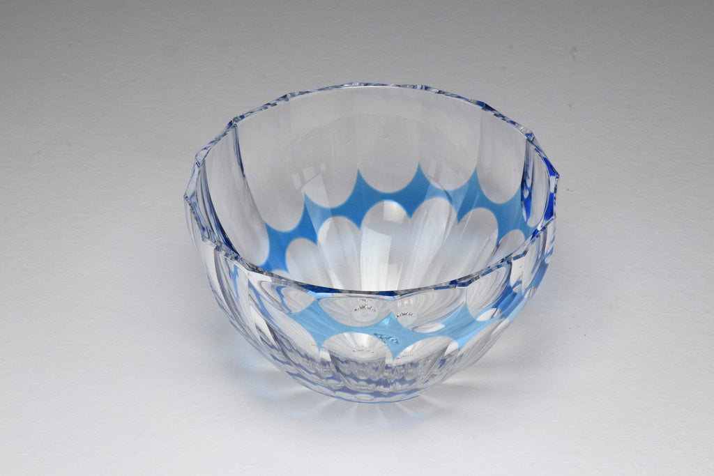 Shop French Vintage Crystal Bowl or Centerpiece by Saint Louis - Spirit Gallery