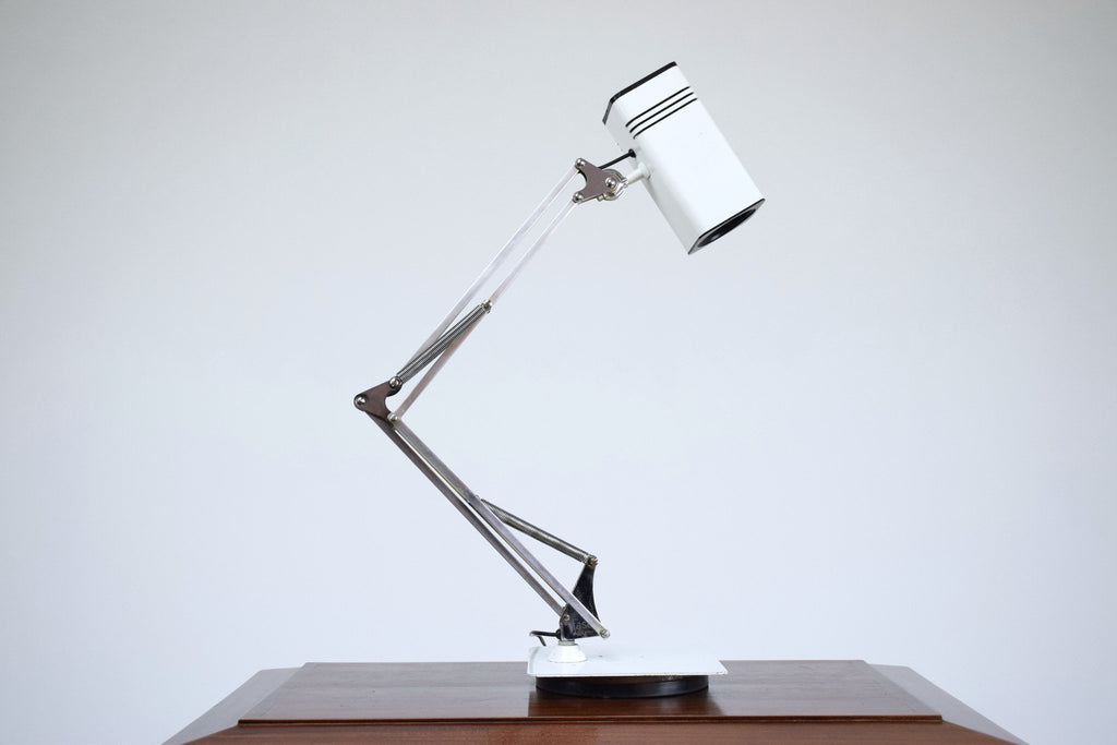 Shop Industrial Articulating Desk Lamp by Fase, Spain - Spirit Gallery