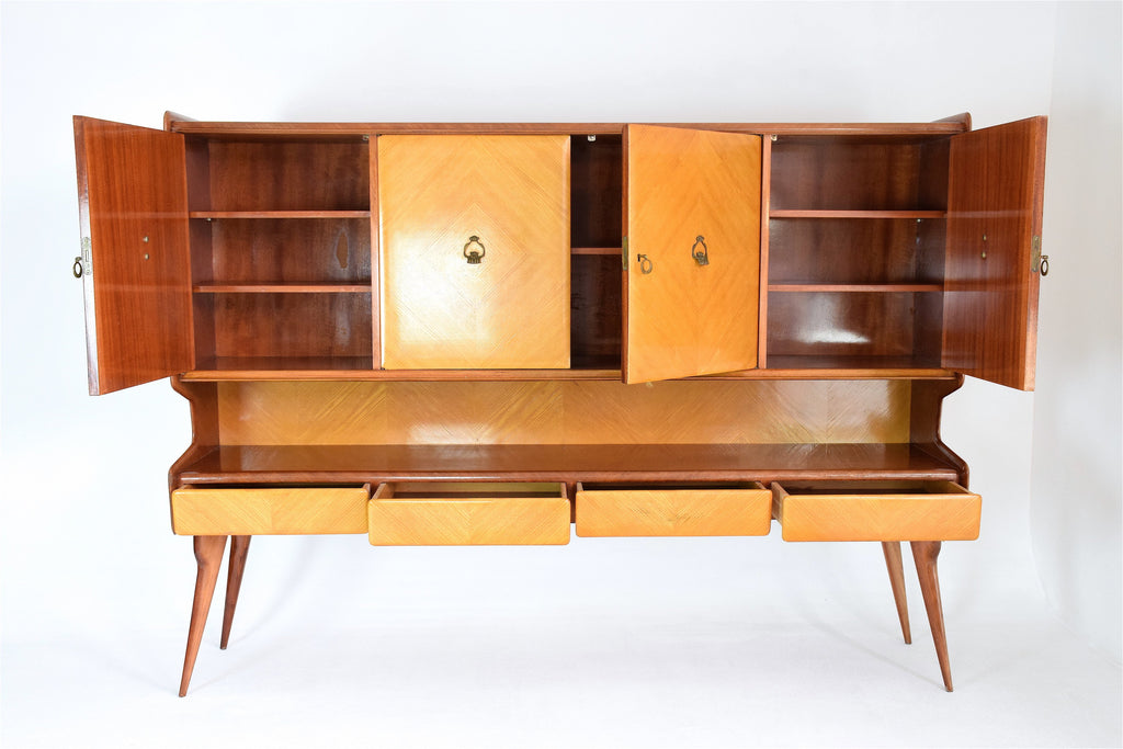 Shop Italian Credenza or Buffet In the Style of Ico Parisi - Spirit Gallery