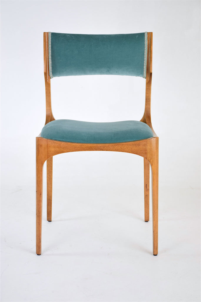 Shop Italian Dining Chairs by Giuseppe Gibelli for Sormani, Set of 6, 1960's - Spirit Gallery