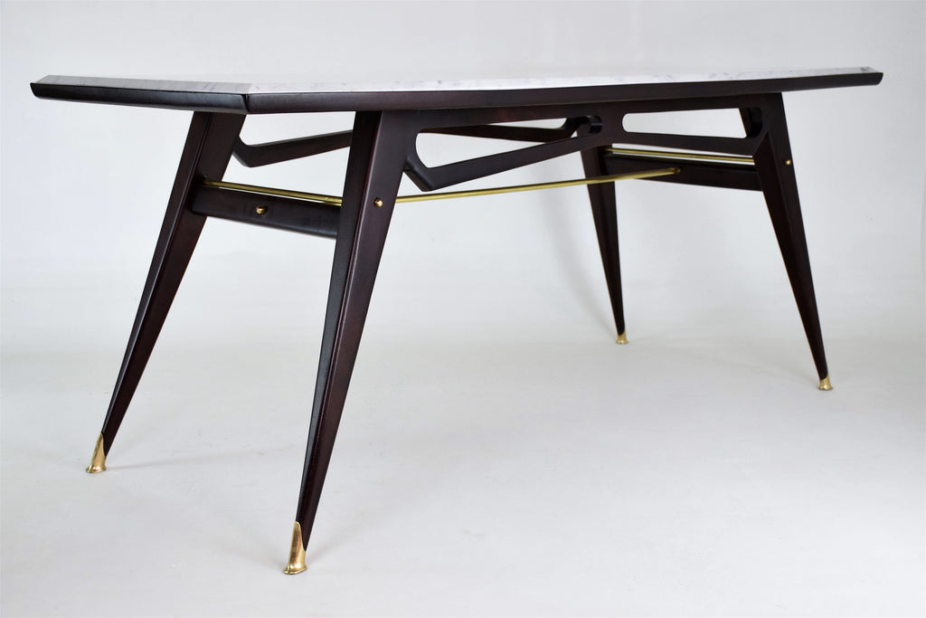 Shop Italian Marble Mid-Century Dining Table, 1950's - Spirit Gallery