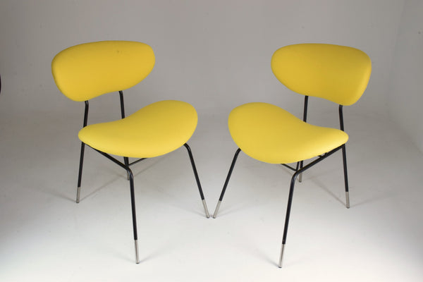 Italian Mid-Century Gastone Rinaldi Chairs for RIMA, Set of Two, 1950's - Spirit Gallery