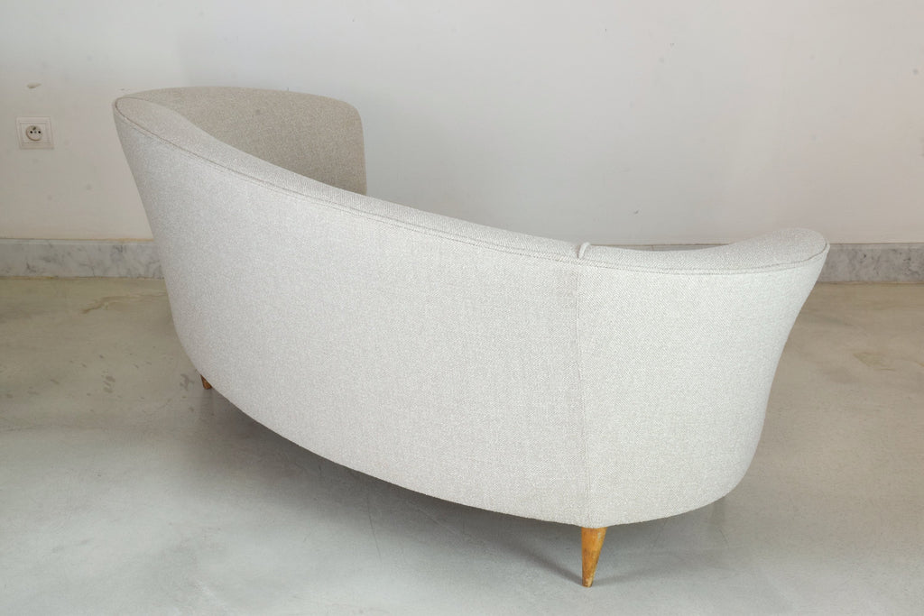 Italian Mid-Century Sofa Attributed to Gio Ponti, 1950's - Spirit Gallery
