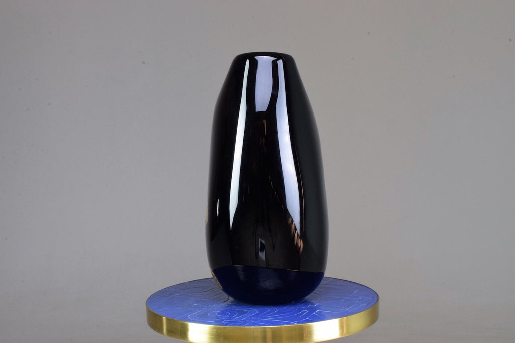 Italian Vintage Art Glass Vase, 1970s - Spirit Gallery