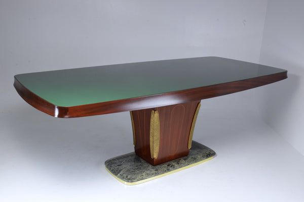 Italian Vintage Mid-Century Dining Table by Vittorio Dassi, 1940-1950's - Spirit Gallery