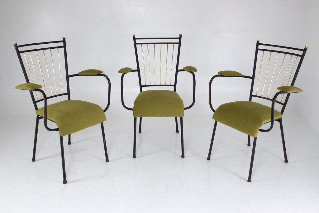Shop Mid-Century French Armchair, 1950's - Spirit Gallery