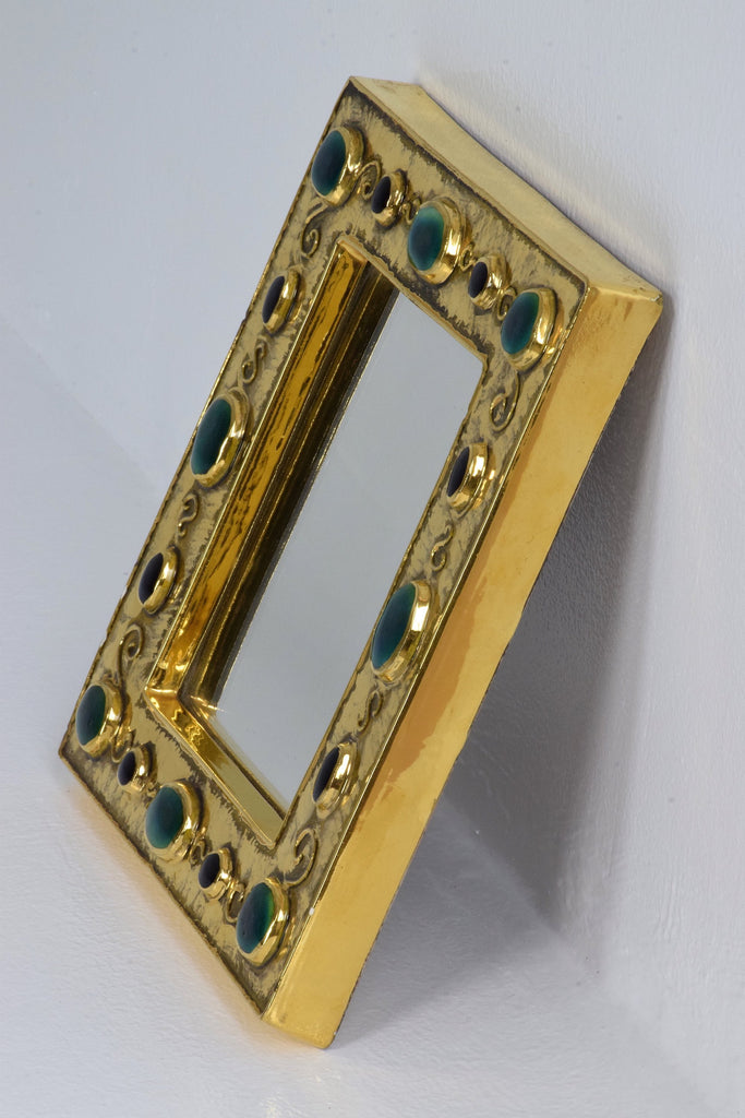 "Shop Mid-Century ""Jewels Mirror"" by Francois Lembo - Spirit Gallery"