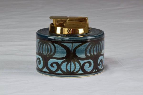 Midcentury Ronson Ceramic Table Lighter - Spirit Gallery