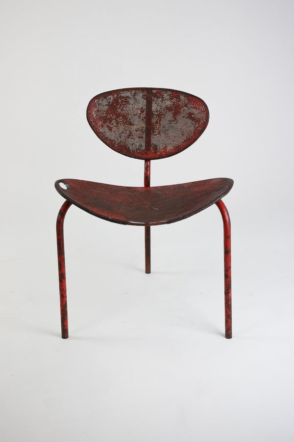 Original Edition Nagasaki Chair by Mathieu Mategot, France, 1954 - Spirit Gallery