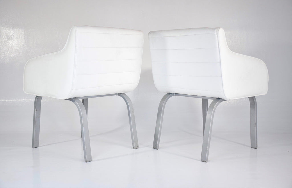 Shop Pair of Christian Biecher Armchairs, 1990s - Spirit Gallery