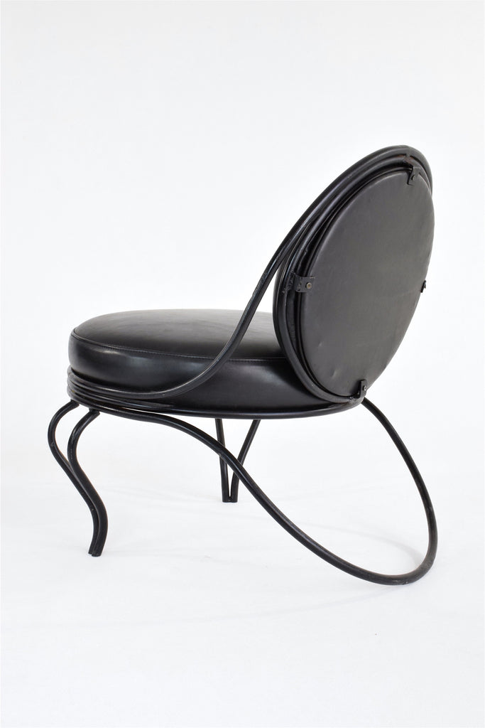 Shop Rare Copacabana Chair by Mathieu Mategot, France, 1950's - Spirit Gallery