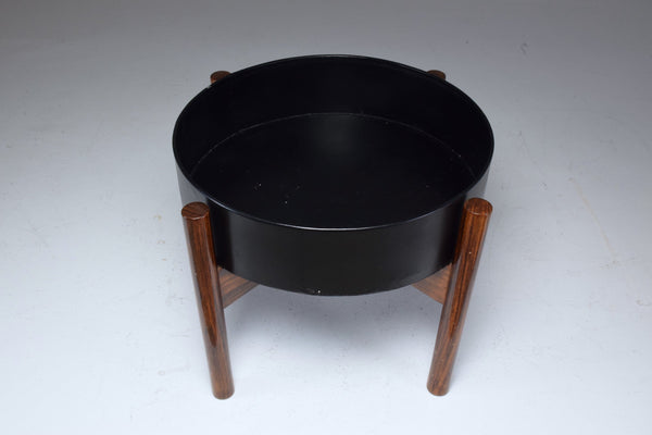 Shop Scandinavian Vintage Rosewood Planter, 1960's - Spirit Gallery