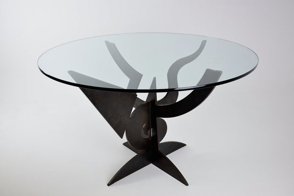 Sculptural Pucci de Rossi Dining Table, France, 1987 - Spirit Gallery