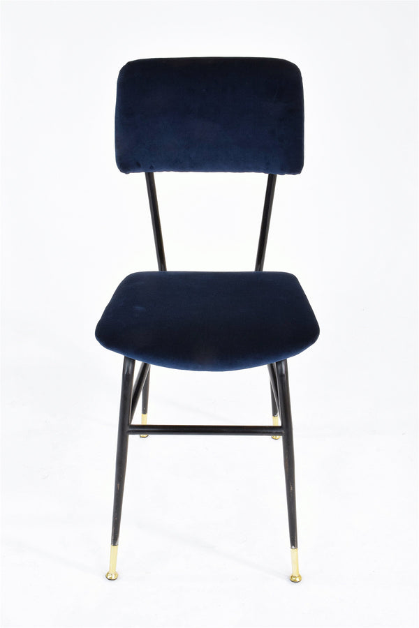 Shop Six Italian Vintage BBPR Dining Chairs, 1950's - Spirit Gallery