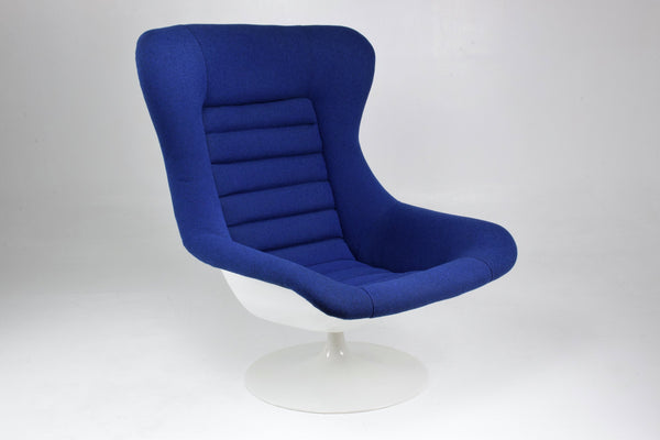 Swivel Chair by Lurashell, 1960's - Spirit Gallery