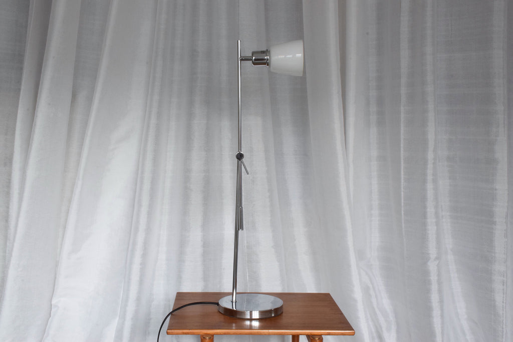 Vintage Wofi Leuchten Chrome Lamp, 1960's - Spirit Gallery