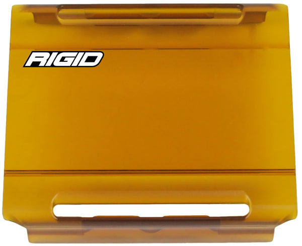 COVER 4in. E-SERIES AMBER