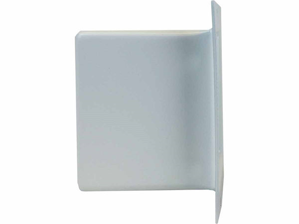 FLUSH MT BUCKET 4in. E/M WHT