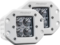 WHITE D-SERIES PRO FLOOD FM/2