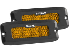 SR-Q SERIES DIFFUSED REAR FACING HIGH/LOW FM AMBER SET OF 2