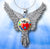 My Child, My Angel Autism Awareness Pendant with Personalized Name