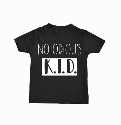 Notorious K.I.D Tee