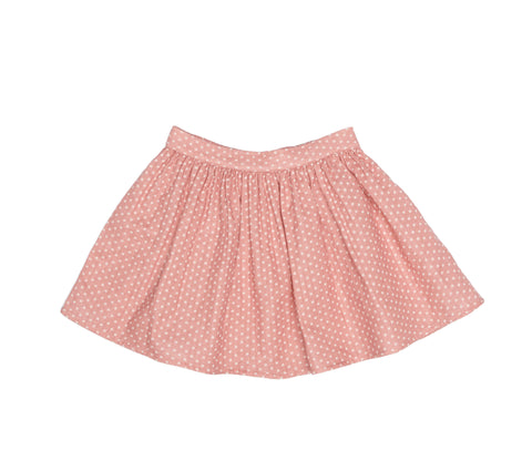 Dotty Pink Skirt