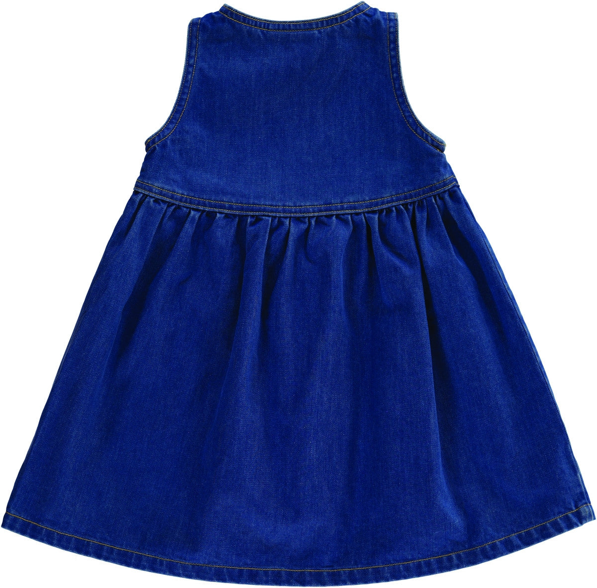 CHOUX Denim Dress FRENCH BLUE
