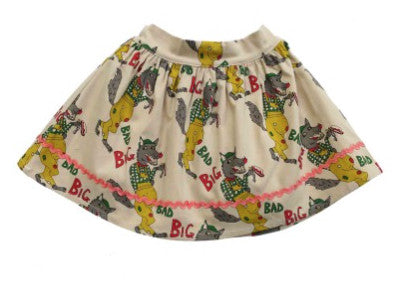 Little Wolf Skirt