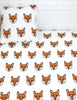 Just Call Me Mr Fox Cushion