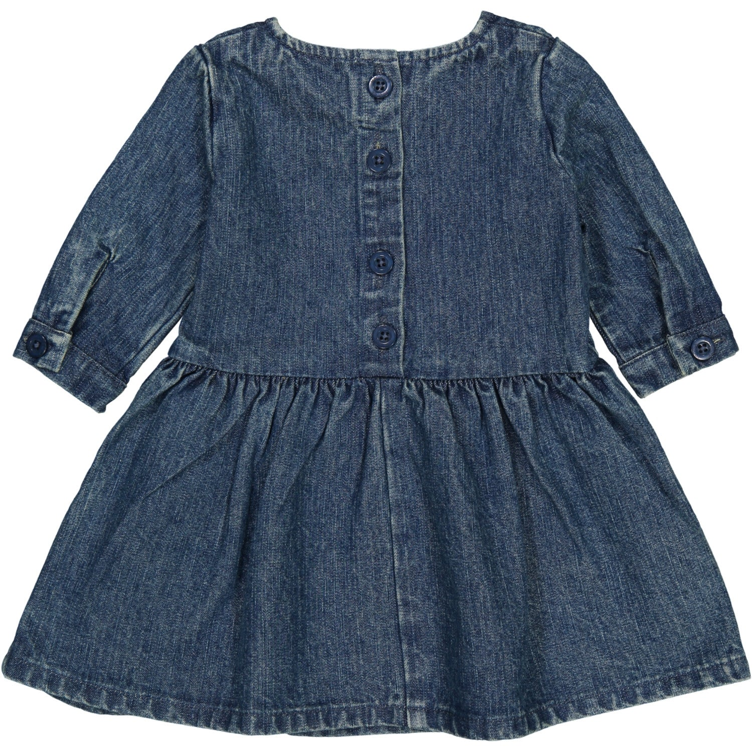 Freya Denim Smock Dress
