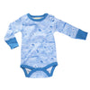 Little Boy Blue Romper