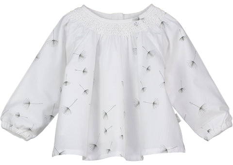 Floaty Blouse With Detail