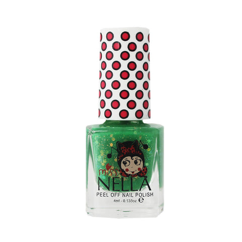 Kiss The Frog Glitter Nail Polish