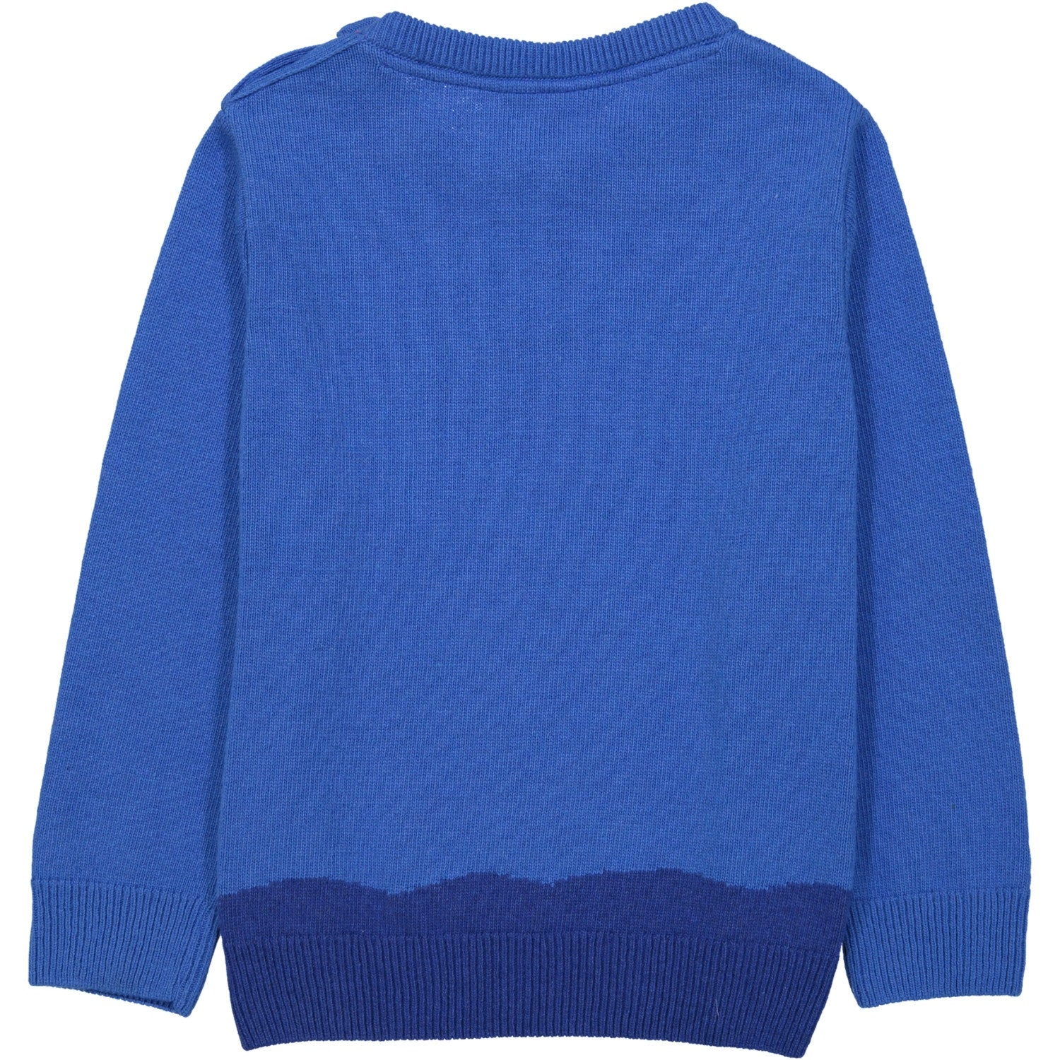 Copenhagen Bright Blue Seal Knit Jumper