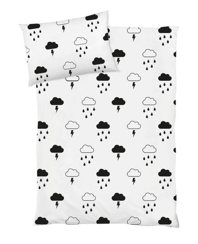 Storm Single Duvet Set