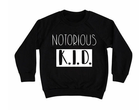 Notorious K.I.D Sweatshirt