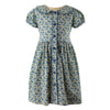 Blue Heart Adele Dress